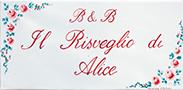 Logo B&B Il Risveglio di Alice